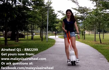 Airwheel Q1,one wheeled segway for sale,self balance scooter airwheel