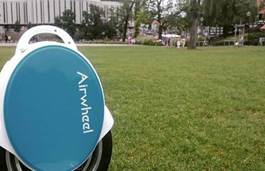 electric scooter,scooter with one wheel,Airwheel Q5
