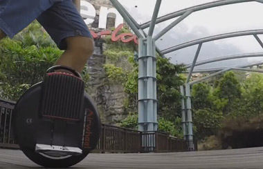motorized scooter,Airwheel X3