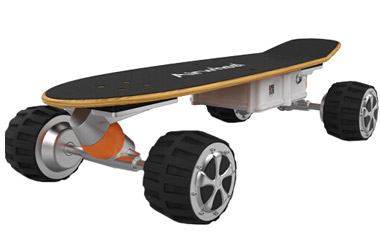 Airwheel M3 electric skateboard makes debut on 29th, September 2015