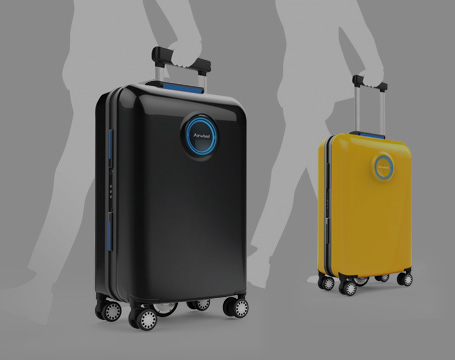 Airwheel self-driving luggage